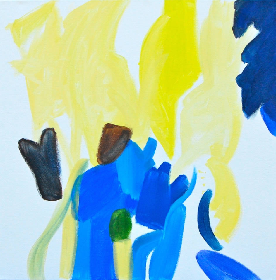 Yellow/Blue I