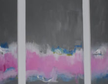 Gray/Pink Panels