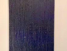 Dark Navy Texture