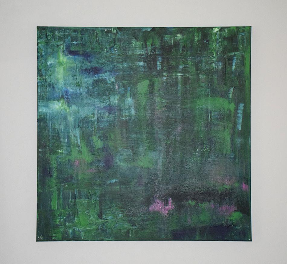 Green Pink Texture