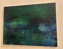 Green Blue Texture