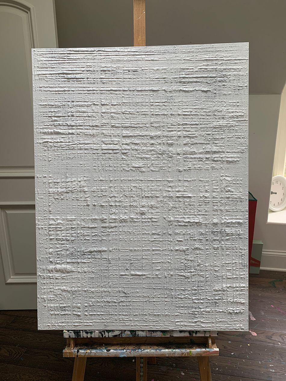 White Texture Matte